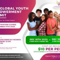 Join Councilwoman Roxy Ndebumadu, Karl Romeus & Others At The Global Youth Empowerment Virtual Summit | Dec. 18th & 19th