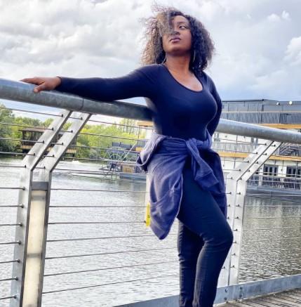 Nikki Laoye Escapes Car Accident Few Days To Christmas