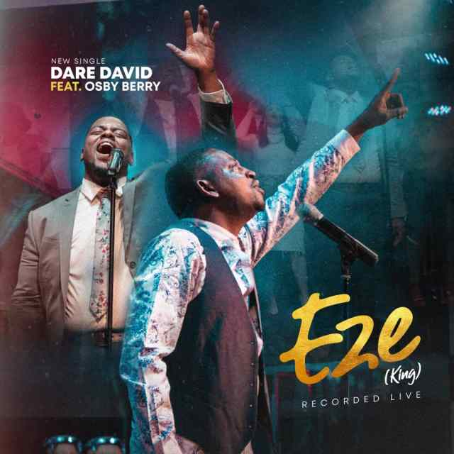 Fresh New Music By Dare David tittled EZE | Mp4 Video