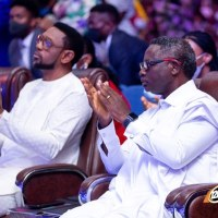 Photos: Biodun Fatoyinbo, Matthew Ashimolowo, David Ibiyomie & More At COZA 12 Days Of Glory (12DG)