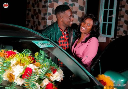 GUC Gets Car From EeZee Conceptz After Wedding