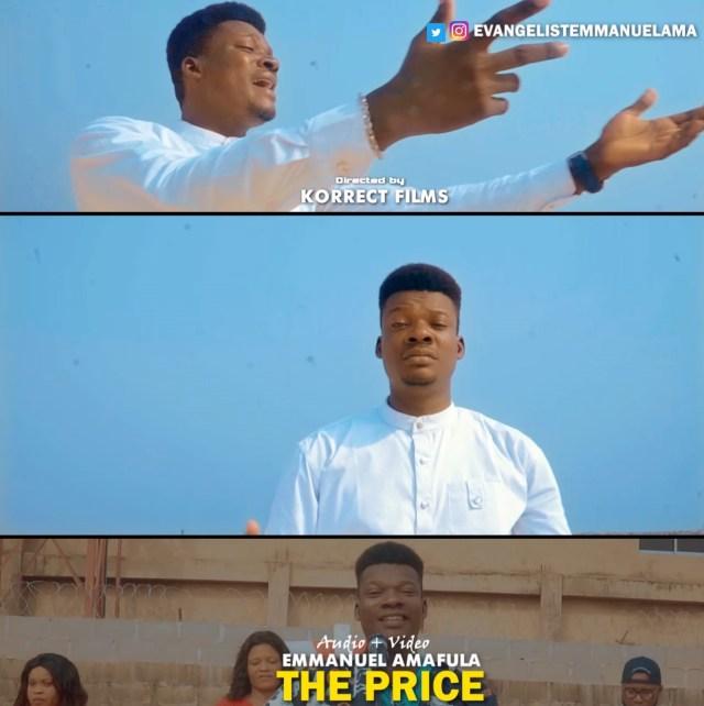New Music Video By Emmanuel Amafula THE PRICE