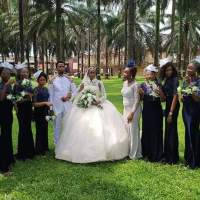 Checkout First Pictures From Apostle Michael Orokpo's Wedding