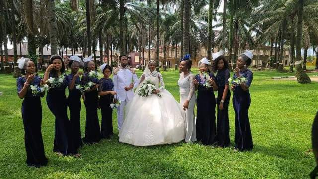 Apostle Michael Orokpo Wedding pictures