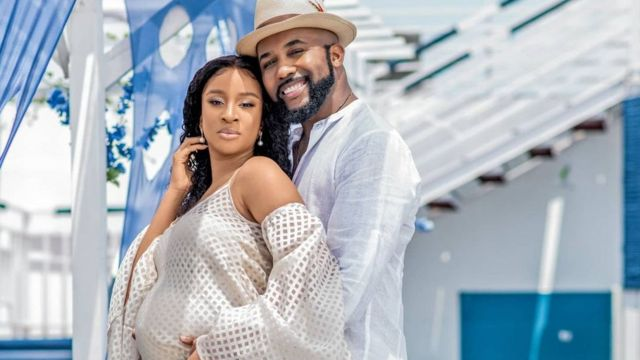 Banky W & Adesua Testify About The Miraculous Birth Of Their Baby Boy