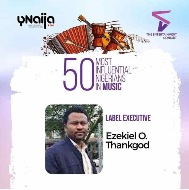 EeZee Tee Amongst YNaija 50 Most Influential Nigerians In Music