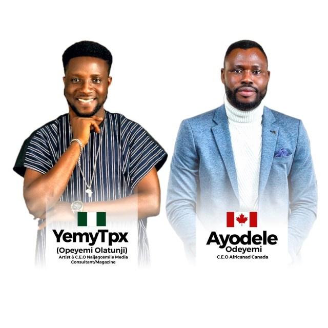 YemyTpx & Ayodele Odeyemi | O Canada
