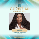 Sinach Wins BMI Christian Awards For Song Of The Year!