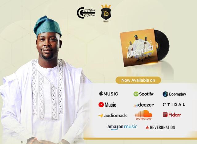 Hebron Records boss, Nigerian singer-songwriter & gospel music minister Clifford Enobun releases the long anticipated visuals of his hit single, Kabiyoosi.