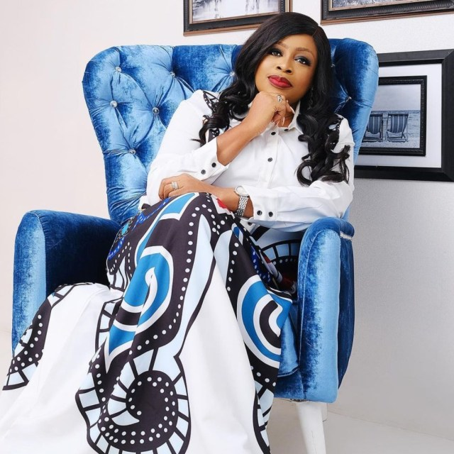 Sinach Gets US Congress Recognition After Houston Concert