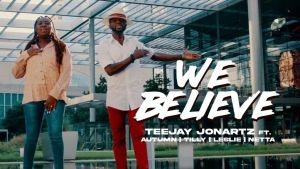We Believe, Teejay Jonartz