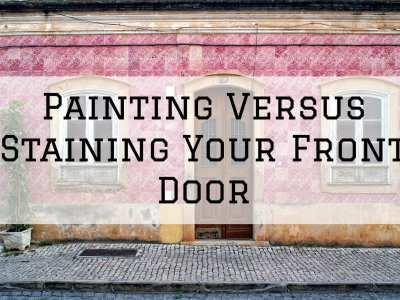 2021-09-02 Selah Painting St Louis MO Painting Staining Door