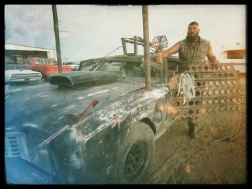 Incubate App Commercial Jes Selane Mortag Mad Max Car
