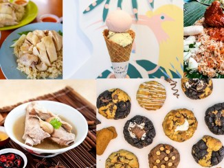 Foods you have to eat in Singapore