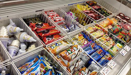 Ice Cream 7-11 Thailand