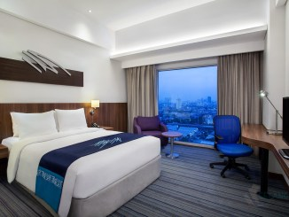harga karantina di hotel holiday inn express