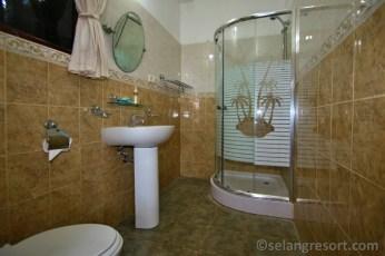 Room 4 shower