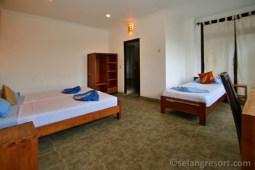 Room 8 (3 beds)