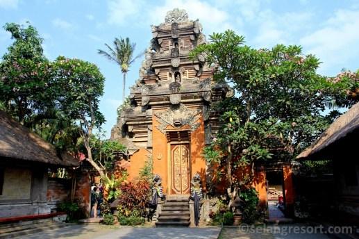 Ubud king palace