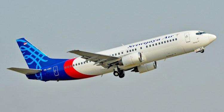 Sriwijaya Air terbang ke selayar