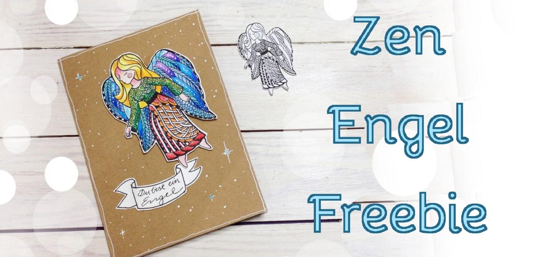 Zen Engel freebie