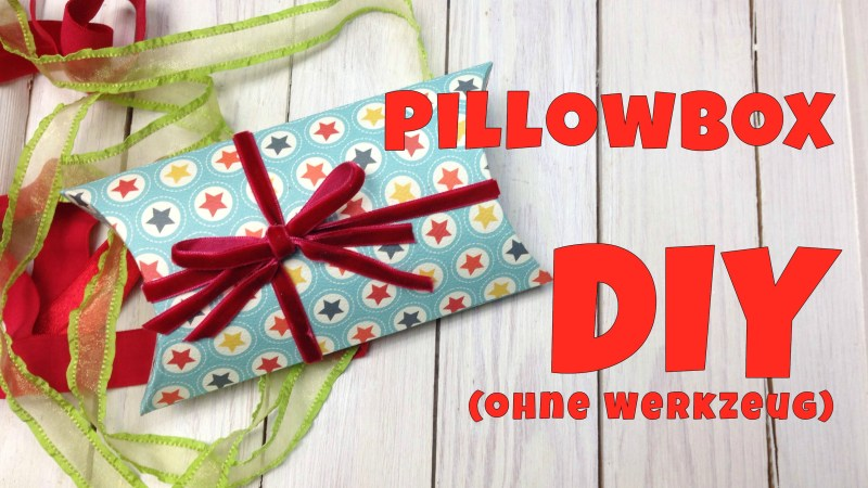 pillowbox DIY