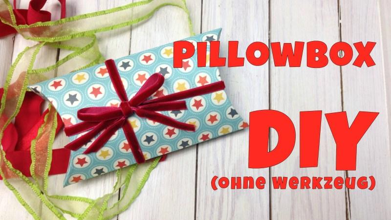 pillowbox DIY
