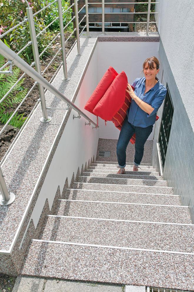 Außentreppe sanieren selbst.de