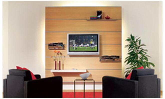 Tv Wohnwand Selber Bauen