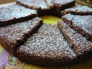 Schokolade Nuss Kuchen Ohne Mehl Rezept