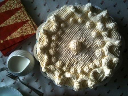 Rezept Malakoff Torte