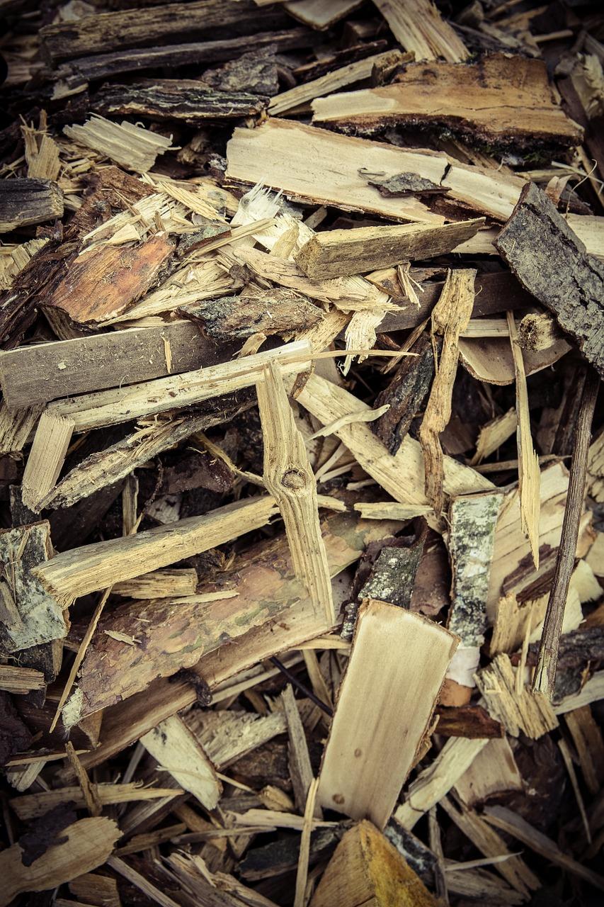 Holzhäcksel