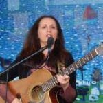 photo of Riley Jordan at Queeenscliffe Music Festival