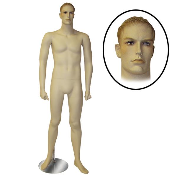 male mannequin pose 2