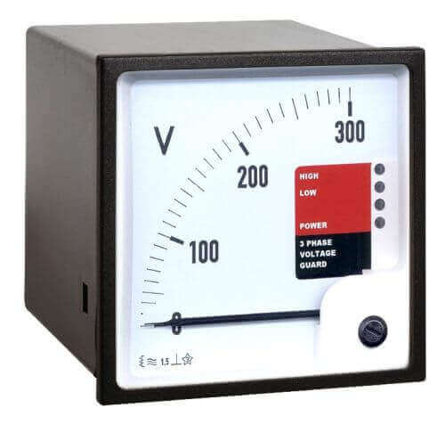KEV233 and KEV234 Three Phase Voltage Monitor