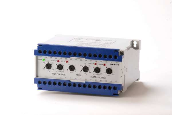 T3300 Voltage Relay SELCO USA