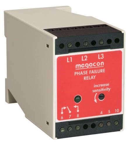 KRM72x Phase Failure / Sequence Relay SELCO USA
