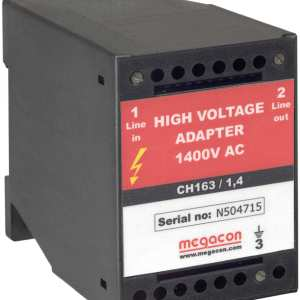 CH163-1.4kV - Medium Voltage up to 1.4kV AC Adapter