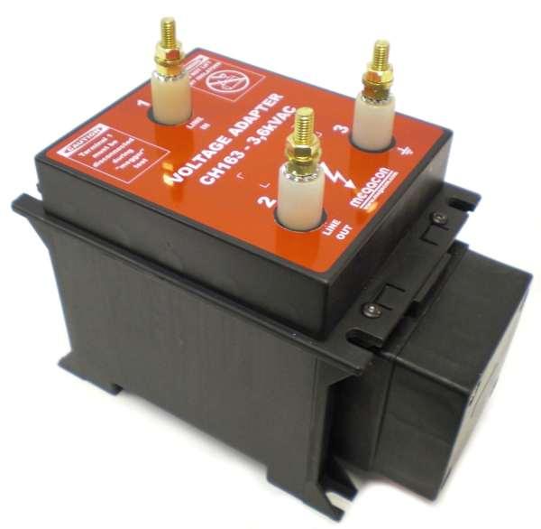 CH163-3.6kV - Medium Voltage up to 3.6kV AC Adapter