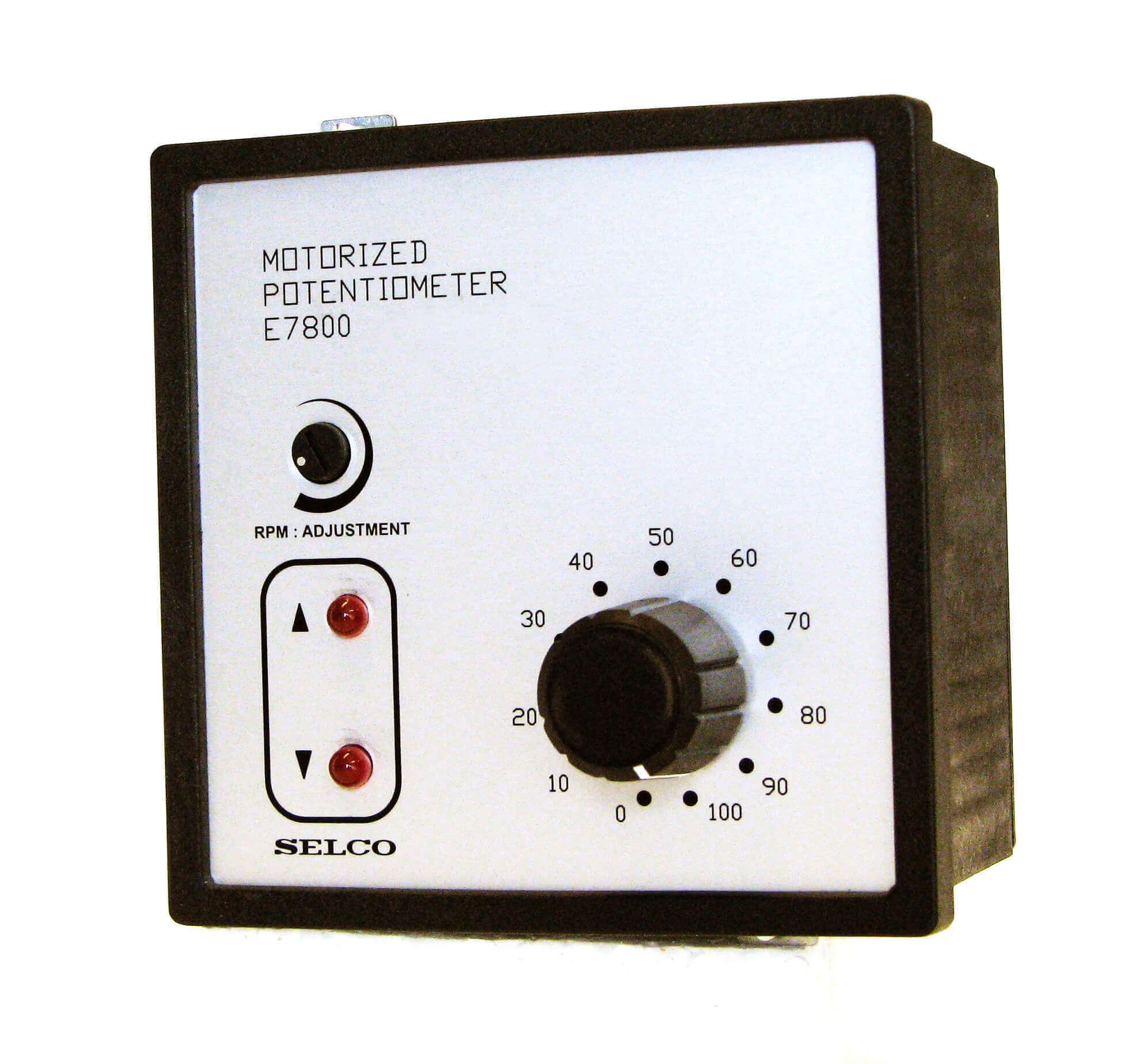 E7800 Motorized Potentiometer