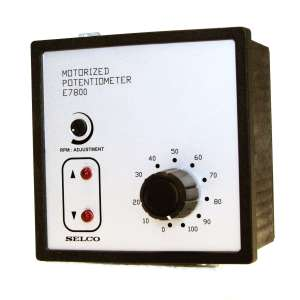E7800 Motorized Potentiometer