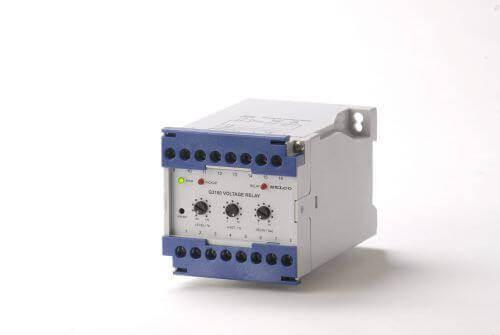 G3300 Voltage Relay, Aux 12-36VDC, Over Voltage or Under Voltage (Three Phase)