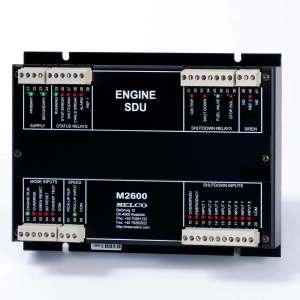 M2600 Shut-Down Unit