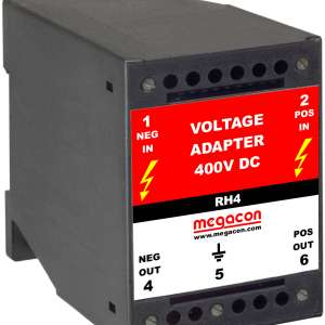 RH4 - Voltage Adapter 200VDC to 400VDC
