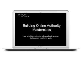 Seldon-Rosser-Master-Class-Building-Online-Authority-Program
