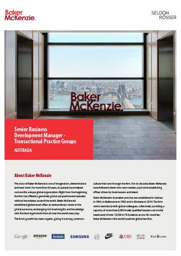 Seldon-Rosser-Baker-McKenzie-Senior-BD-Manager