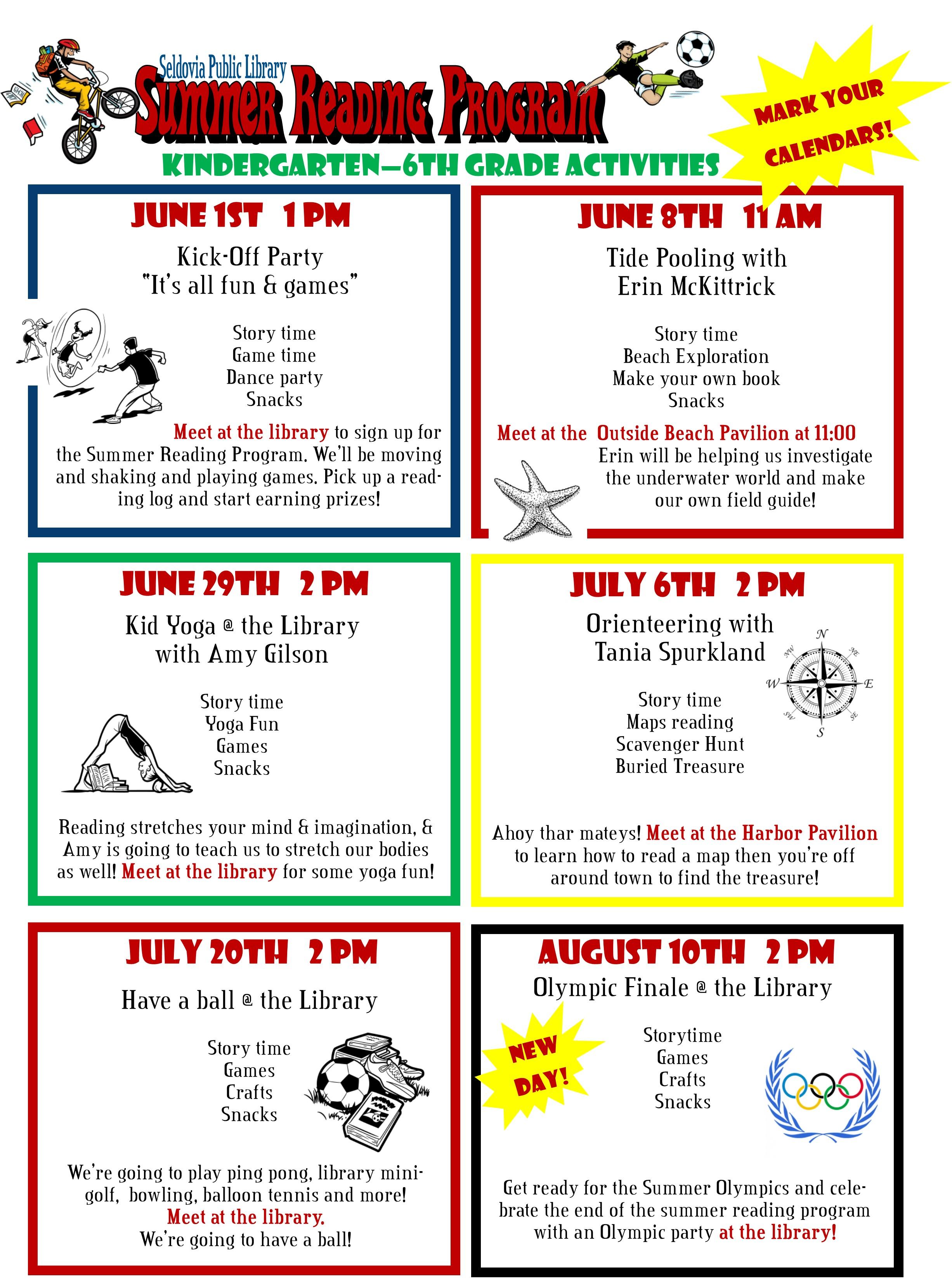 Reading Program For Kindergarten