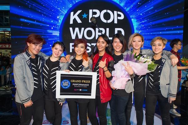 Epsilon Kueen, Grand Prize winner for Performance Category
