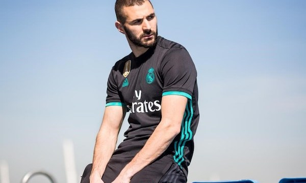 5e33b86bd35 adidas Football Reveals New 2017/18 Kits For UEFA Champions League Winners, Real  Madrid