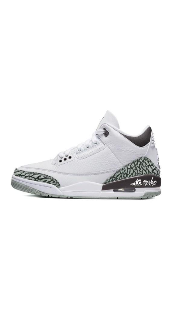 A Ma Manière x Air Jordan III